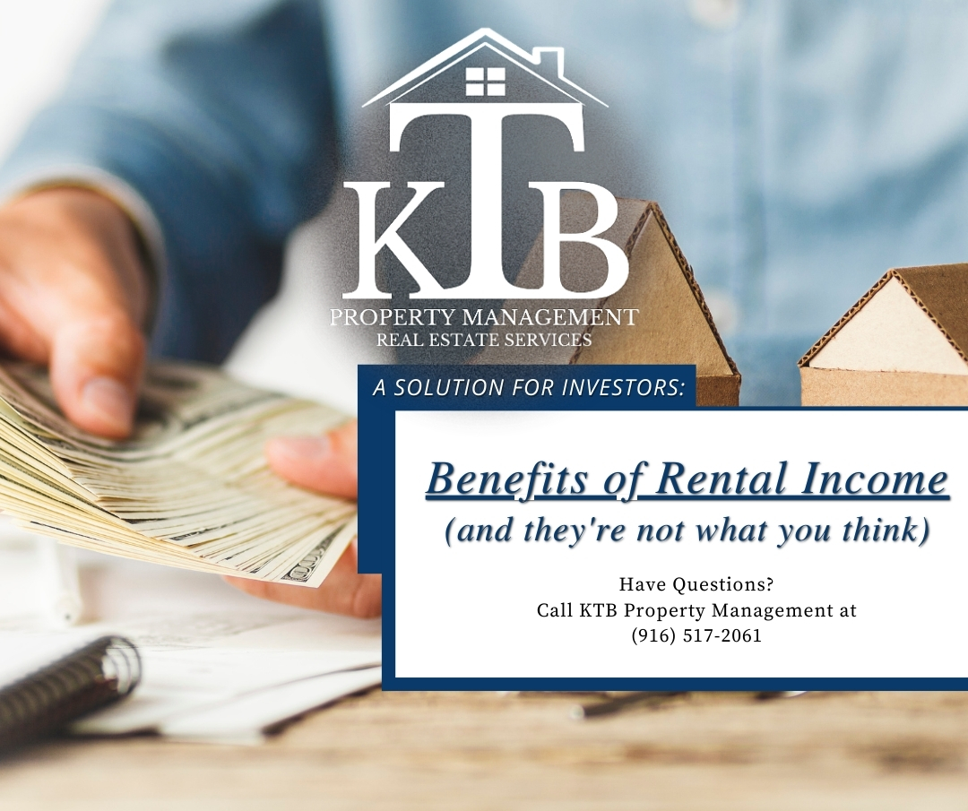 Benefits of Rental Income